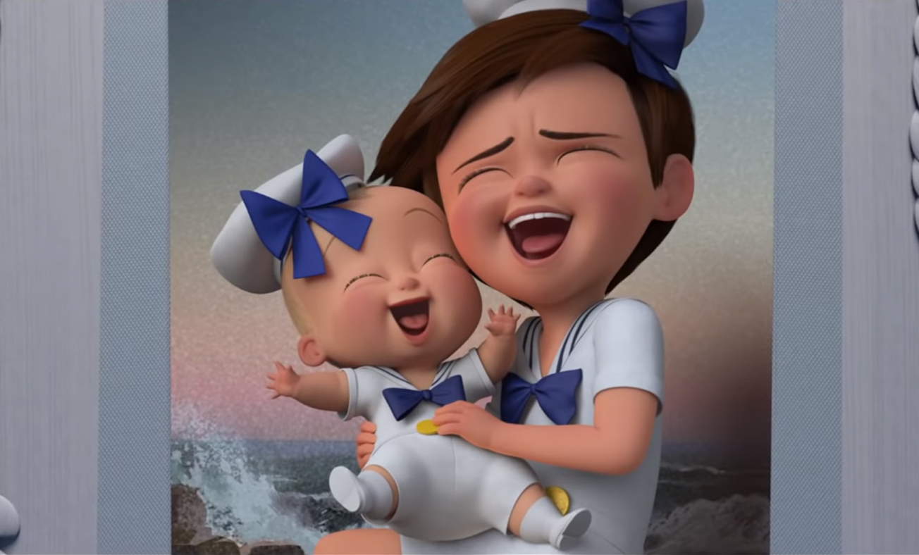 nonton the boss baby family business