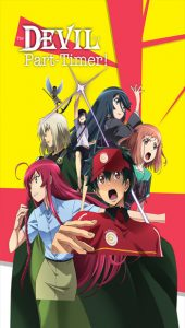 sinopsis the devil is a part timer sub indo